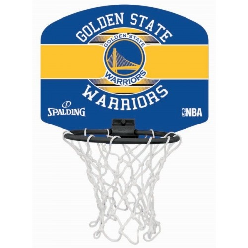 Basketbalový miniboard NBA GOLDEN STATE WARRIORS Spalding