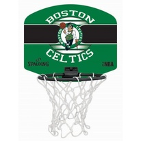 Basketbalový miniboard NBA BOSTON CELTICS Spalding