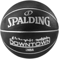 Basketbalový míč NBA DOWNTOWN Spalding (vel.7)