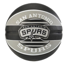 Basketbalový míč NBA TEAM SA SPURS Spalding (vel.7)