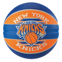 Basketbalový míč NBA TEAM NY KNICKS Spalding (vel.7)