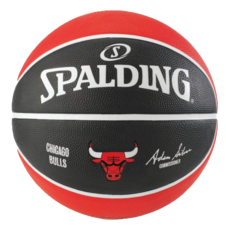 Basketbalový míč NBA TEAM CHICAGO BULLS Spalding (vel.5)