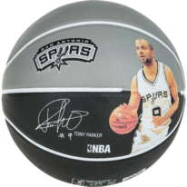 Basketbalový míč NBA PLAYER TONY PARKER Spalding (vel.7)