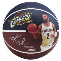 Basketbalový míč NBA PLAYER KYRIE IRVING Spalding (vel.7)