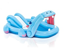 Hrací centrum Intex HIPPO PLAY 221 x 188 x 86 cm