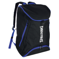 Batoh BACKPACK black/royal Spalding