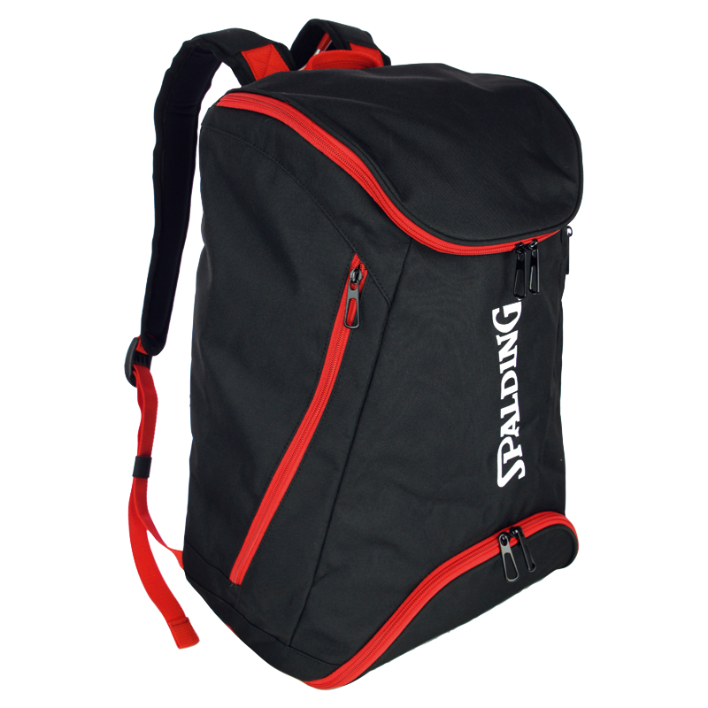 BACKPACK black-red