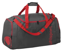 Taška ESSENTIAL 2.0 SPORTS BAG anthra/red UHLSPORT