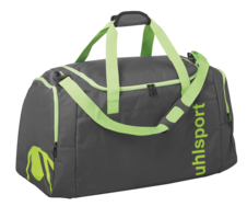 Taška ESSENTIAL 2.0 SPORTS BAG anthra/fluo green UHLSPORT