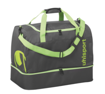 Taška ESSENTIAL 2.0 PLAYERS BAG anthra/fluo green UHLSPORT