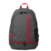 Batoh ESSENTIAL BACKPACK anthra/red UHLSPORT
