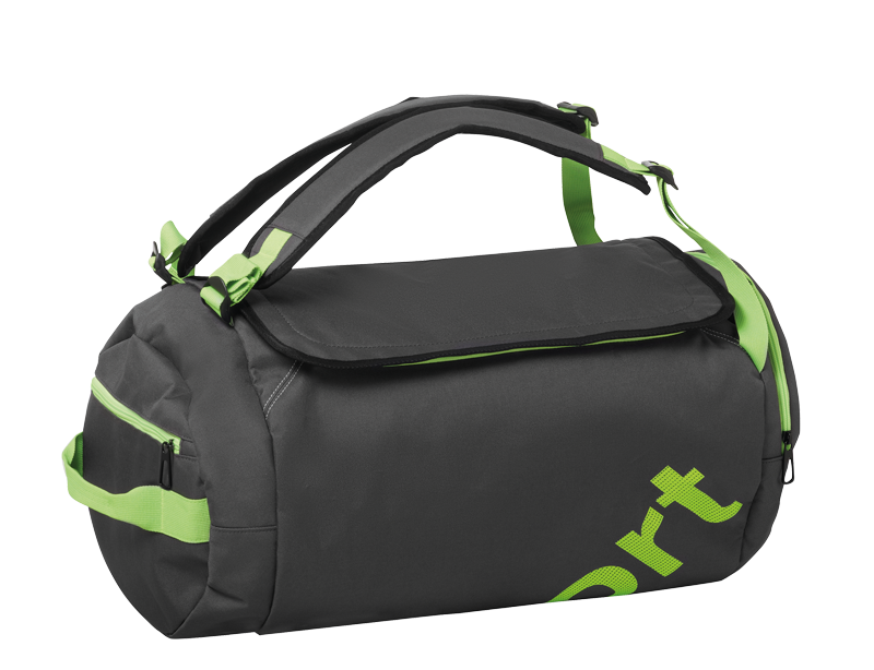 Taška CAPE BAG anthra/fluo green UHLSPORT