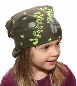 Dětský šátek Pirát khaki INFIT e1785dda67